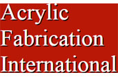 Acrylic  Fabrication  International