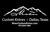 Jerry Moen Custom Knives