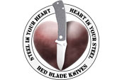 Red Blade Knives