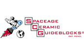 Spaceage Ceramic Guideblocks