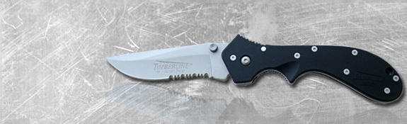 Kelly Worden Folding Knife