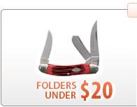 Folding Knives Under $20.00